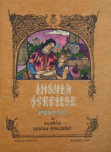 Insula serpilor (povesti) - Maria