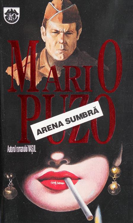 Arena sumbra - Mario Puzo