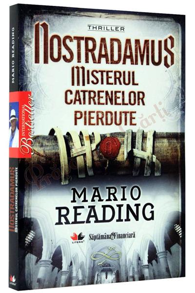 Nostradamus - Misterul catrenelor pierdute - Mario Reading