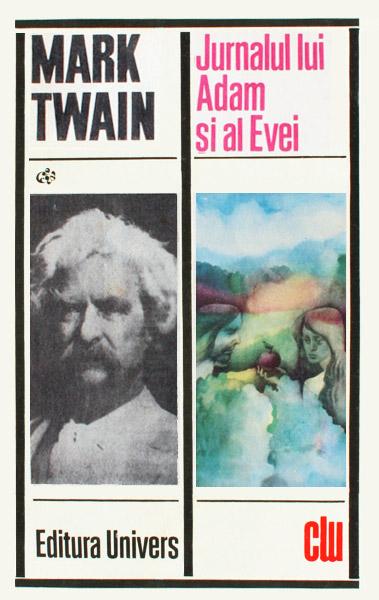 Jurnalul lui Adam si al Evei - Mark Twain