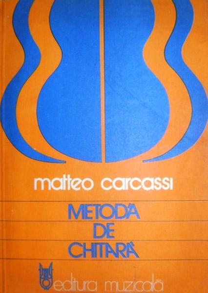 Metoda de chitara - Matteo Carcassi