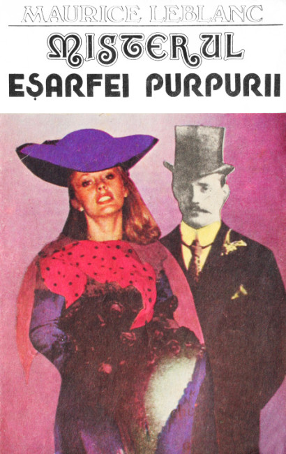 Misterul esarfei purpurii - Maurice Leblanc