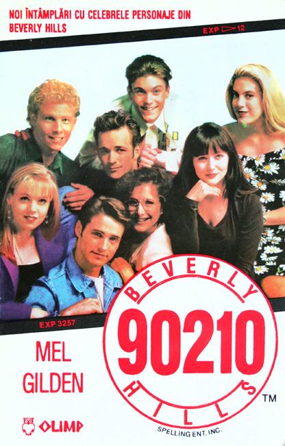 Beverly Hills 90210 - Mel Gilden