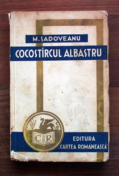 Cocostarcul Albastru (editia princeps