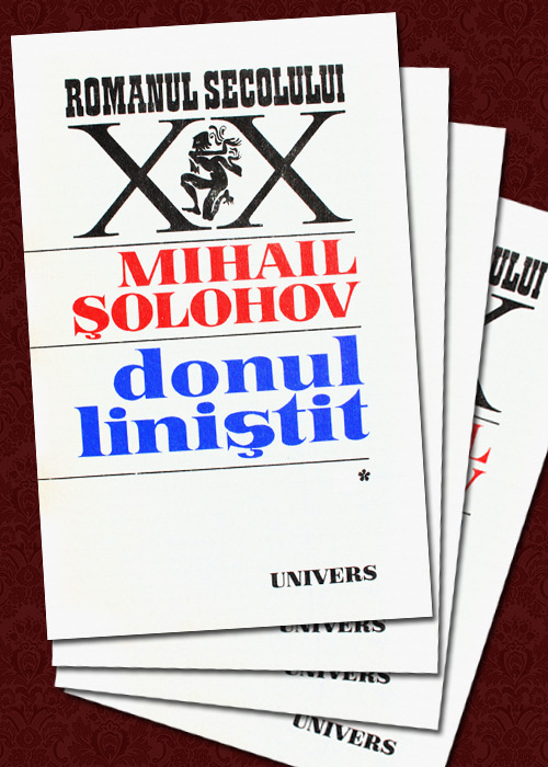 Donul linistit - Mihail Solohov