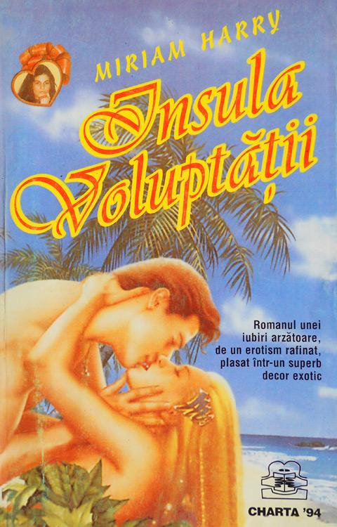 Insula voluptatii - Miriam Harry