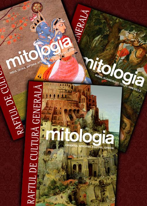 Mitologiile lumii, editie completa