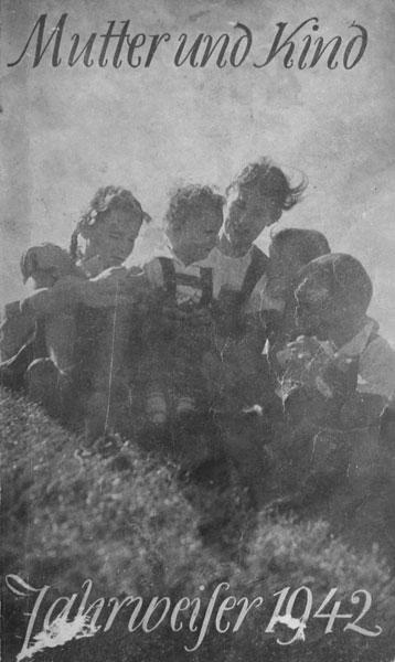 Mutter und Kind. Jahrweiser 1942 - ***