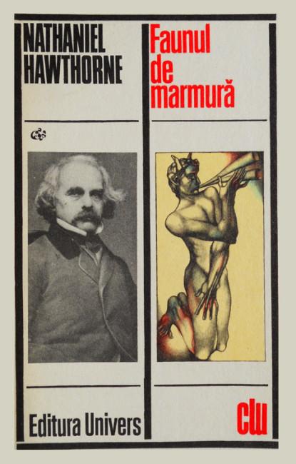 Faunul de marmura - Nathaniel Hawthorne
