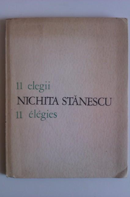 11 Elegii / 11 Elegies (editie bilingva