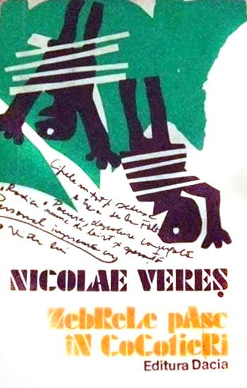 Zebrele pasc in cocotieri - Nicolae Veres