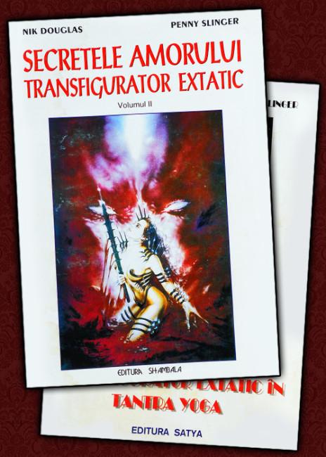 Secretele amorului transfigurator extatic in tantra yoga (2 vol.) - Nik Douglas