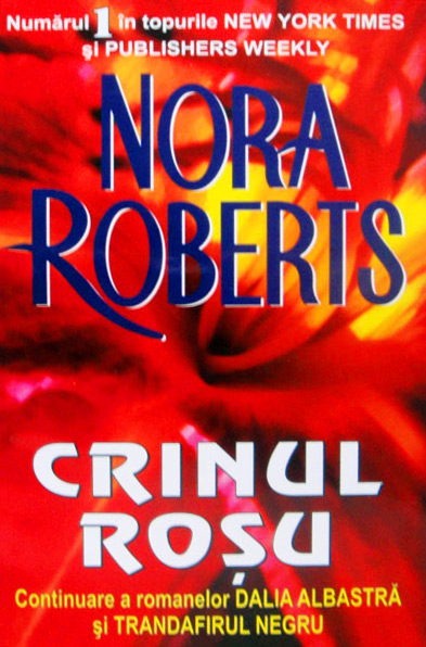 Crinul rosu - Nora Roberts