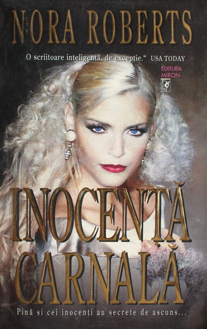 Inocenta carnala - Nora Roberts