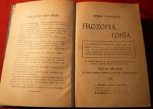 Filozoful Conta. Opere complecte (editia princeps