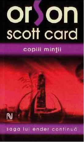 Copiii mintii - Orson Scott Card