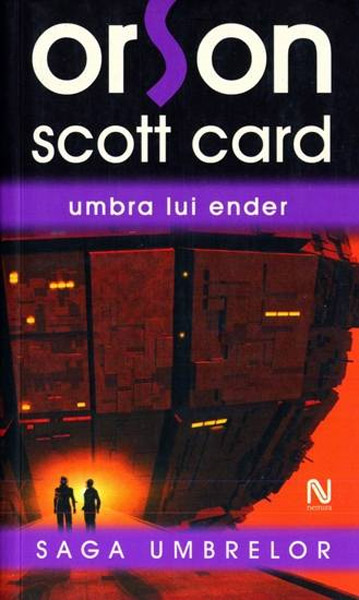 Umbra lui Ender - Orson Scott Card