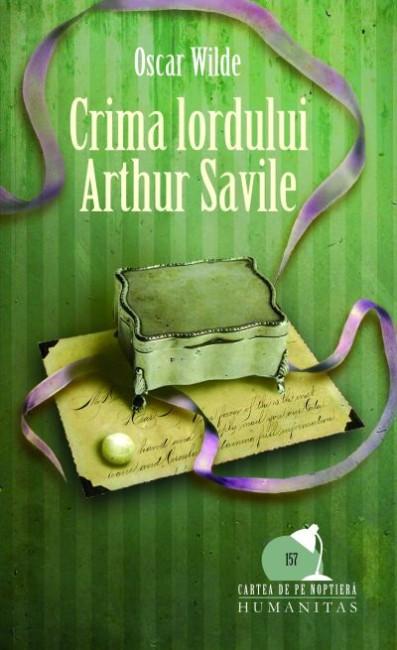 Crima lordului Arthur Savile - Oscar Wilde