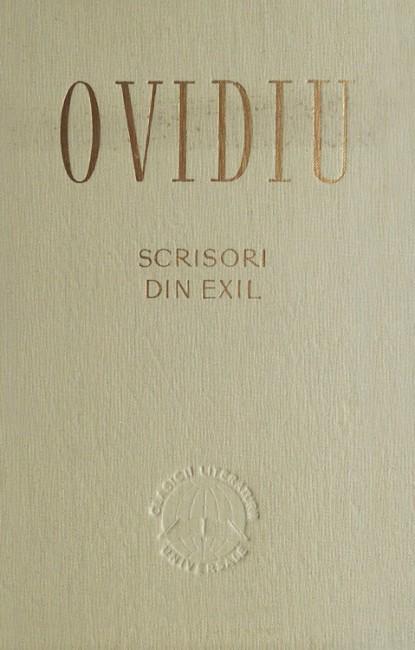 Scrisori din exil - Ovidiu