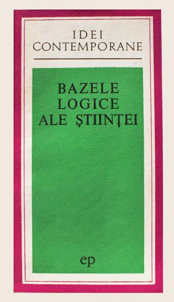 Bazele logice ale stiintei - P.V. Kopnin