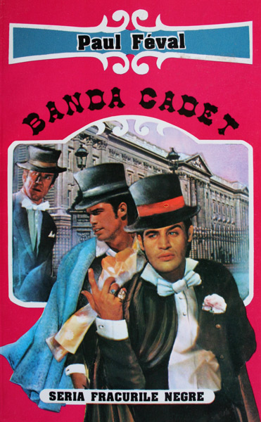Banda Cadet - Paul Feval