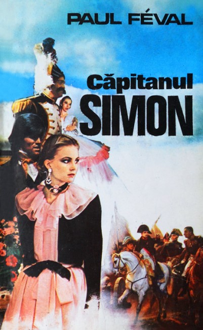 Capitanul Simon - Paul Feval
