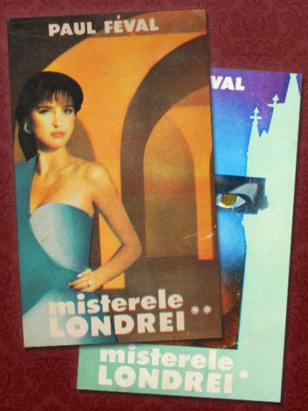 Misterele Londrei (2 vol.) - Paul Feval