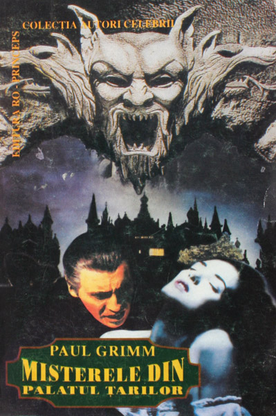 Misterele din palatul tarilor - Paul Grimm