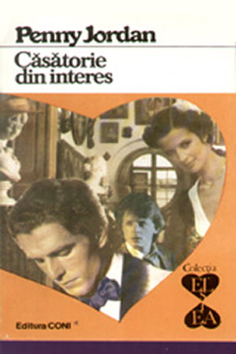 Casatorie din interes - Penny Jordan