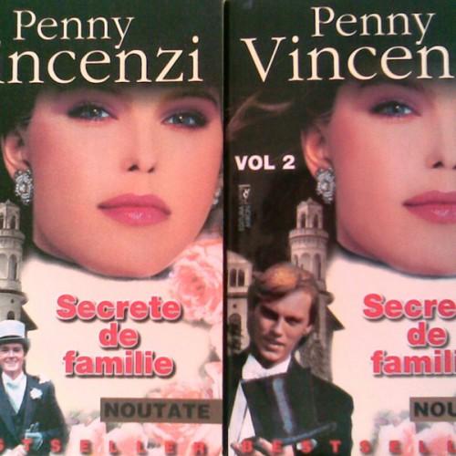 Secrete de familie (2 vol.) - Penny Vincenzi