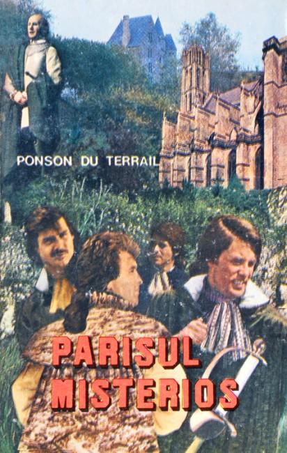 Parisul misterios - Ponson Du Terrail