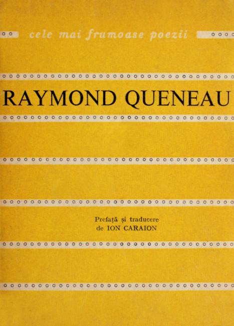 Arta poetica (poezii) - Raymond Queneau