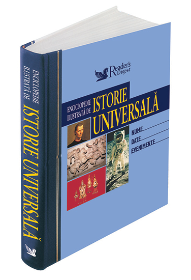 Enciclopedie ilustrata de istorie universala - Readers Digest