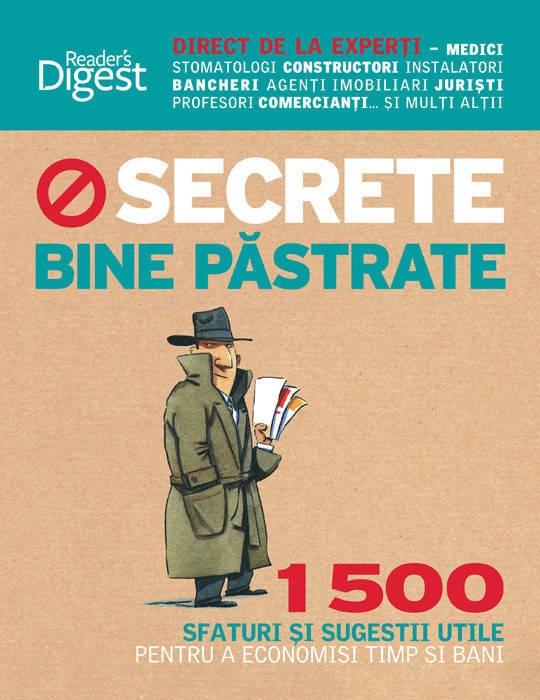 Secrete bine pastrate - Readers Digest
