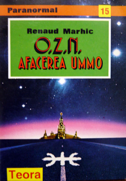 OZN - Afacerea Ummo - Renaud Marhic
