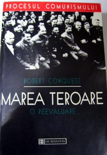 Marea Teroare - Robert Conquest