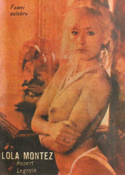 Lola Montez - Robert Legrain