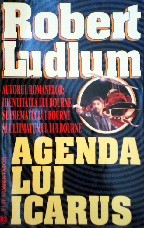Agenda lui Icarus - Robert Ludlum