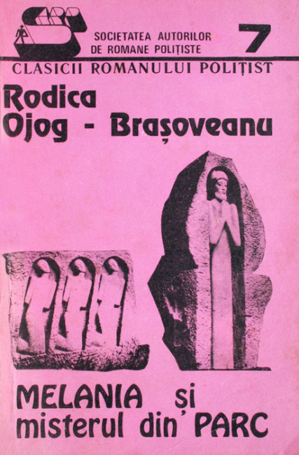 Melania si misterul din parc - Rodica Ojog-Brasoveanu