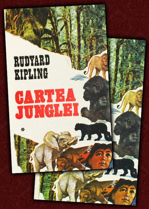 Cartea Junglei (2 vol.) - Rudyard Kipling