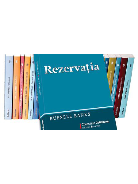 Rezervatia - Russell Banks