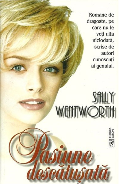 Pasiune descatusata - Sally Wentworth