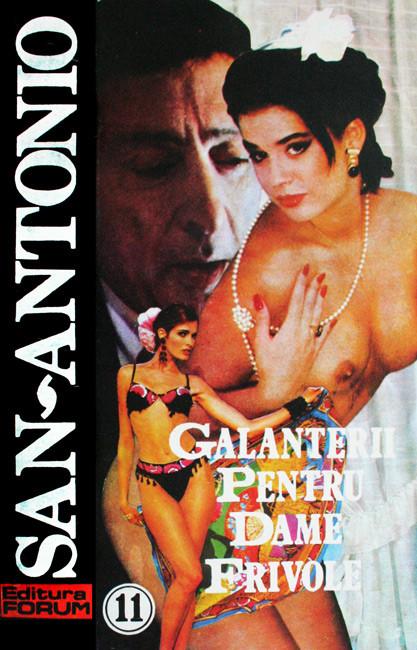 Galanterii pentru dame frivole - San-Antonio