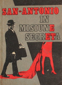 In misiune secreta - San-Antonio