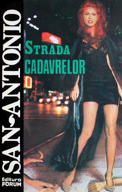 Strada cadavrelor - San-Antonio