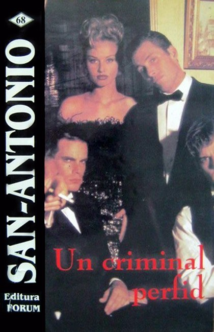 Un criminal perfid - San-Antonio