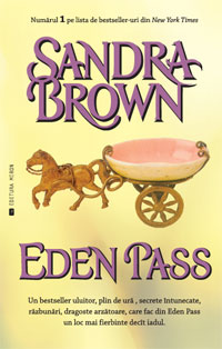 Eden Pass - Sandra Brown