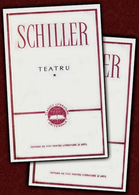 Teatru (2 vol.) - Friedrich Schiller
