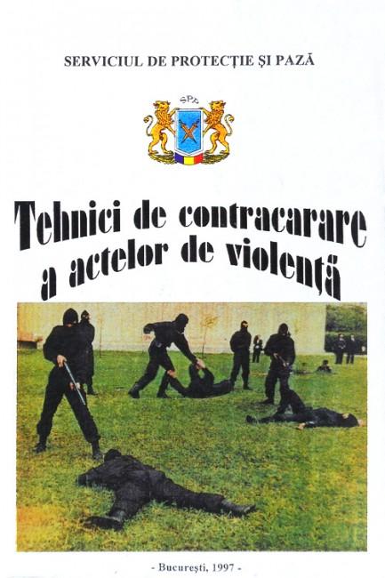 Tehnici de contracarare a actelor de violenta -