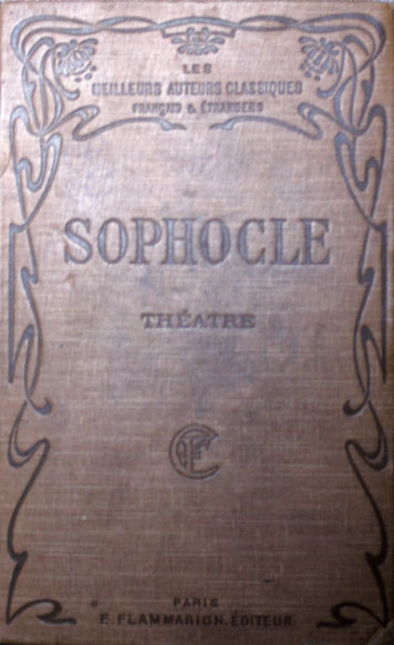 Théatre - Sophocle / Sofocle